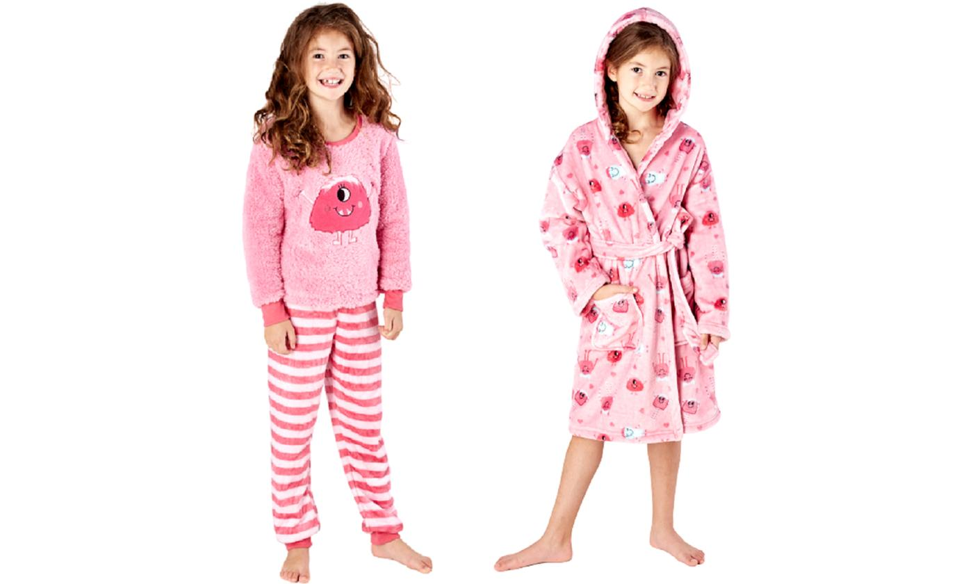 MonsterPyjamas or Robe