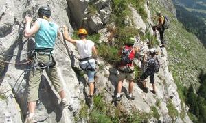 Pèndol Guies De Muntanya: Vía ferrata para 2 o 4 personas con fotos desde 39,95 € en Pèndol Guies De Muntanya