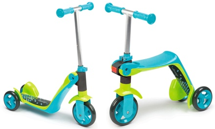 Smoby Reversible TwoinOne Scooter