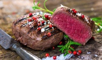 Two-Course Steak Meal for Two or Four at Monsoon Kitchen (Up to 56% Off)