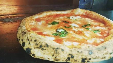 ⏰ Menù pizza napoletana a tagliere
