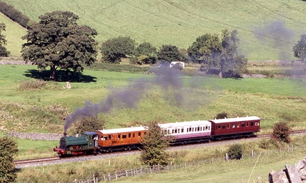 Embsay Steam Railway