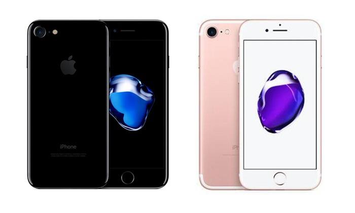 apple iphone 6 7 128 go livraison offerte groupon shopping. Black Bedroom Furniture Sets. Home Design Ideas