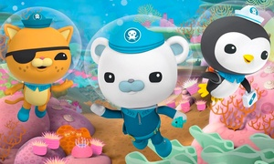 The Octonauts Live!: The Octonauts Live! on November 15 at 6 p.m.