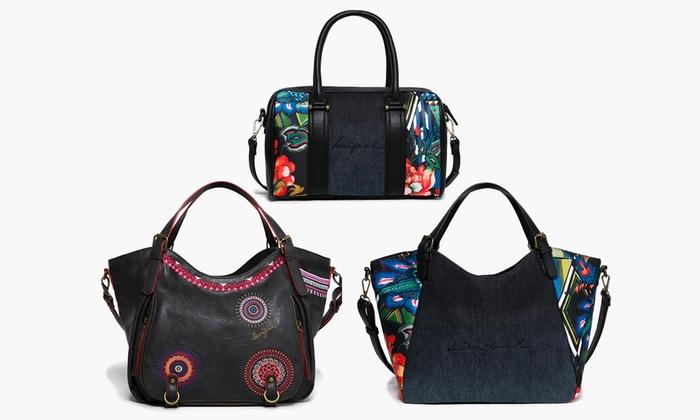 61598c855 Desigual Handbags   Groupon