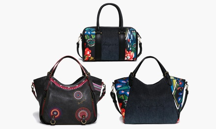 Desigual Handbags from £44.99 With Free Delivery