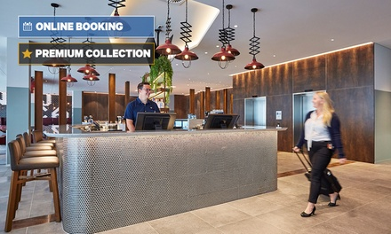 Newcastle, NSW: Up to 2-Night Mystery Getaway for Two with Brekky, Wi-Fi, Drinks and Late Check-Out