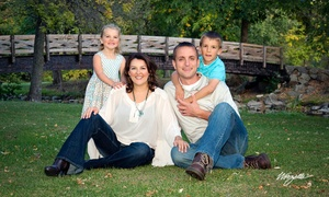 Worzella Photography Studio: $30 for Photo Shoot, Digital Image, and Prints from Worzella Photography ($700 Value)