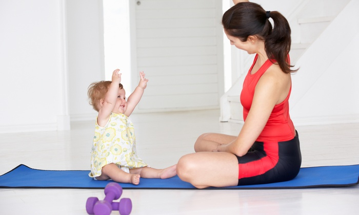 Baby Boot Camp - Parsippany Troy Hills: $29 for 8 Baby Boot Camp Classes at Baby Boot Camp ($104 Value)