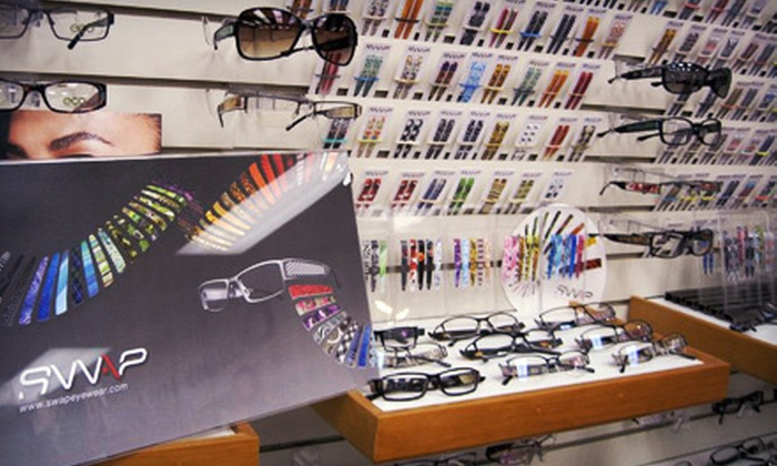 Cherry Hill Optical - London: $49 for $150 Toward a Full Pair of Prescription Glasses or Sunglasses at Cherry Hill Optical