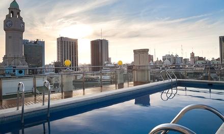 CABA: 1 o 2 noches para dos + desayunos + tapeo + copa de bienvenida en NH City