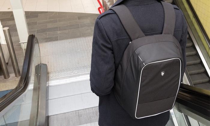 Swiss Peak Anti-Theft Backpack  ae6f5ab13280f