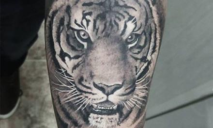 Paga 19,90 € por un descuento de 110 € para un tatuaje de cualquier tamaño en Barcelona Tattoo Ink