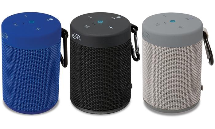 iLive Waterproof Wireless Bluetooth Speaker