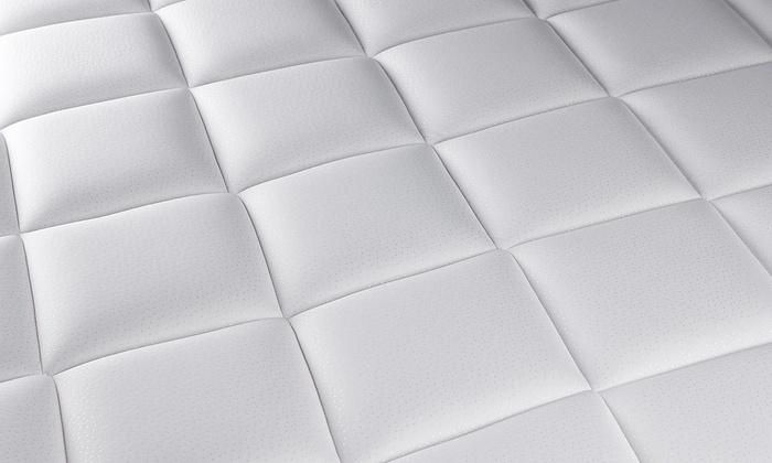 matelas m moire de forme sampur groupon. Black Bedroom Furniture Sets. Home Design Ideas