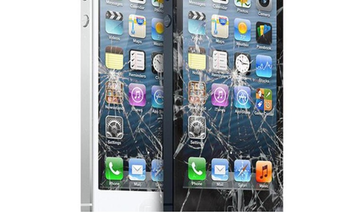 DV Wireless - Port St. Lucie: Up to 56% Off Screen Repair at DV Wireless