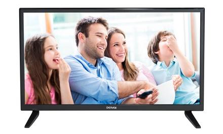 """TV Denver LED 32"""" HD Ready y sintonizador triple"""
