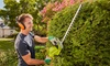 Rotating Handle Hedge Trimmer
