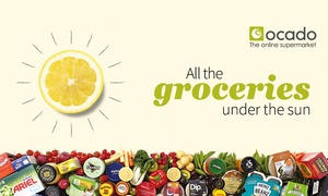 Ocado: Up to £80 to Spend on Groceries Plus 'Free Delivery' Smart Pass from Ocado (Up to 69% Off)