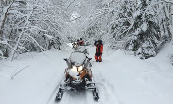 Quad or Snowmobile Excursion