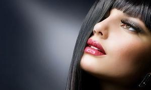 Kary coiffure: Lissage brésilien sur cheveux courts, mi-longs ou longs dès 79 € au salon Kary coiffure