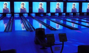 Silver Creek Lanes: Bowling and Shoe Rentals for Two or Cosmic Bowling for Up to Five at Silver Creek Lanes (Up to 50%  Off)