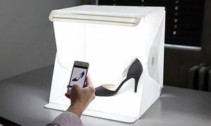 Mini Portable Photo Box with LED Lights
