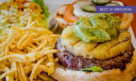 Menú para 2 o 4 personas con entrante, principal, postre y bebida desde 19,95 € en Tony's Grills Stuber