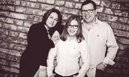 120 Min. Family-/Kids-Fotoshooting für bis zu 6 Personen bei Patte Christoph Photography (bis zu 88% sparen*)