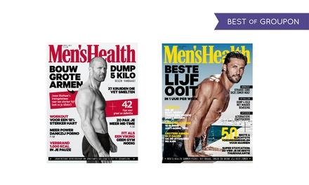 6 of 12 nummers Men's Health, je abonnement stopt automatisch