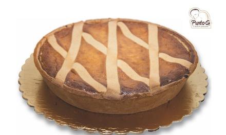 Fino a 2 kg di pasticceria o torta