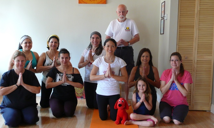 Sampoorna Yoga Miami - Sunset: Five Yoga Classes at Sampoorna Yoga Miami (67% Off)