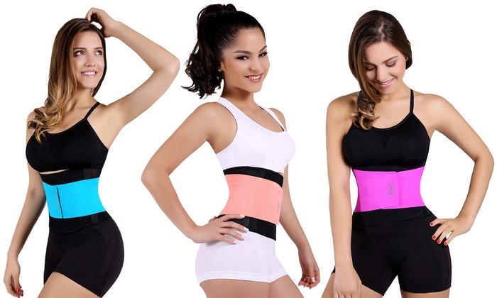 Sbelt Women's Waist Trainer Shapewear Belt - Amazon.com
