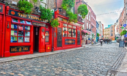 Groupon Deal: ✈ 5-Day Dublin Vacation with Airfare and Hotel from Great Value Vacations. Price per Person Based on Double Occupancy.