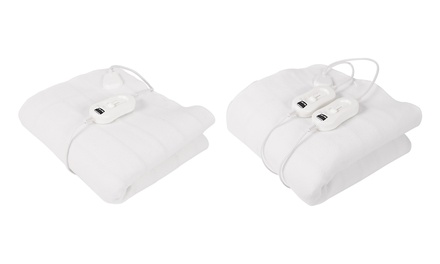 Dickens Electric Heated Blanket