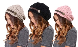 Bonnet hiver pour femme