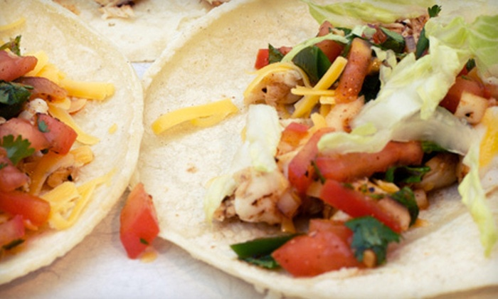 Cielito Lindo Mexican Restaurant - Lawrence: $10 for $20 Worth of Mexican Fare at Cielito Lindo Mexican Restaurant in Lawrence