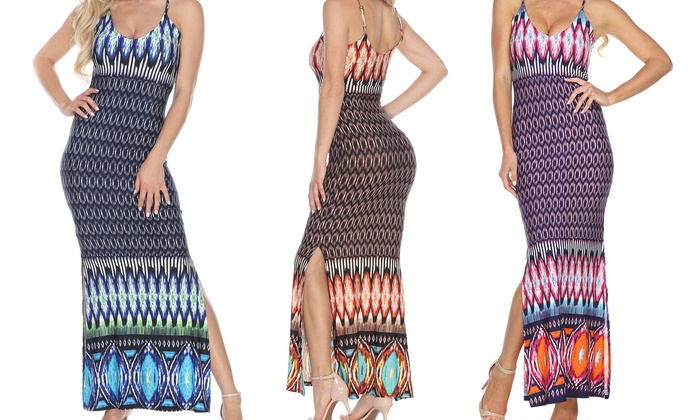 Women's Nila Maxi Dress