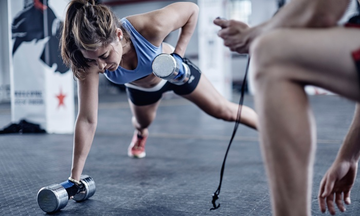 Move Fitness - Move Fitness: 5 or 10 One-Hour Personal-Training Sessions at Move Fitness (Up to 55% Off)