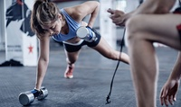 12 Sessions or One Month of Personal Trainings at CR Bodyworx
