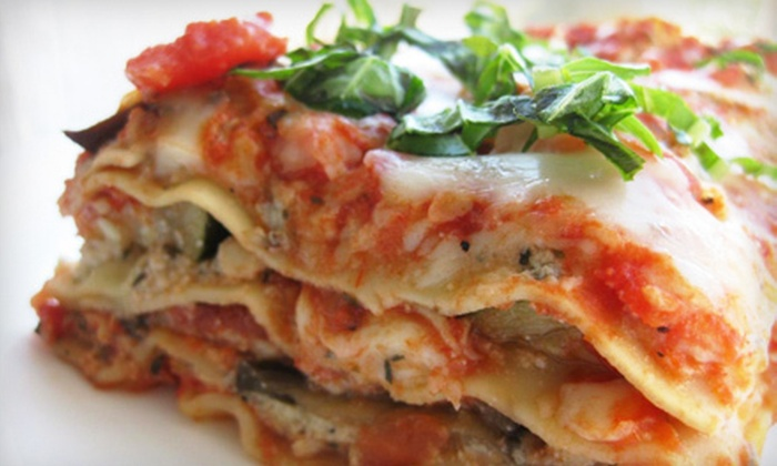 O'Neils Gourmet Foods - Niagara-On-The-Lake: Gourmet Lasagna or $12 for $25 Worth of Specialty Groceries at O'Neils Gourmet Foods in Niagara on the Lake