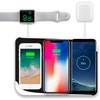 Qi-Certified Chargewave Fast Wireless Triple Charging Pad and 3 USB