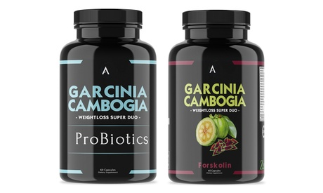 ProBiotics Garcinia Probiotics and Garcinia Forskolin