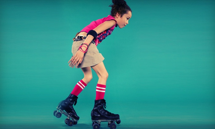 Town & Country Skateworld - Town N County Park: $12 for a Roller-Skating Outing for Two People at Town & Country Skateworld (Up to $26.50 Value)