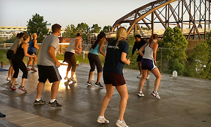 River Market Boot Camp - Downtown: $48 for Five Weeks of Boot-Camp Classes from River Market Boot Camp ($199 Value)