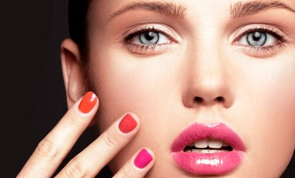 image for Shellac Manicure or Pedicure, or Both at Revelations Beauty Studio (Up to 37% Off)
