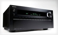 $749.99 for an Onkyo Home-Theater Receiver at  Onkyo TX-NR818 7.2-Channel 3D Home-Theater Receiver