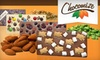 Chocomize **DNR**: $10 for $20 Worth of Personalized Chocolate Bars Online from Chocomize