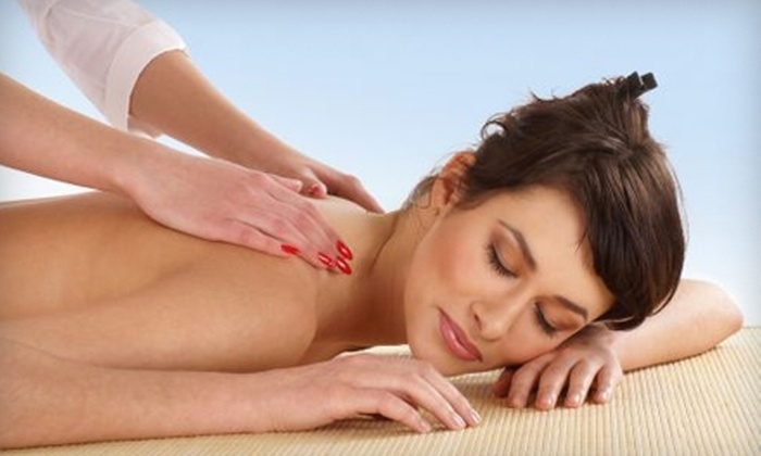 The Healing Within - Slidell: $49 for Healing Touch Massage with Aromatherapy and Hot/Cold Stone Therapy ($105 Value) at The Healing Within in Slidell