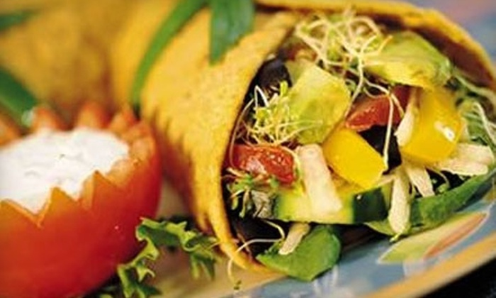 Soho Café & Grill - New York City: $7 for $15 Worth of Sandwiches, Salads, and More at Soho Café & Grill in Astoria